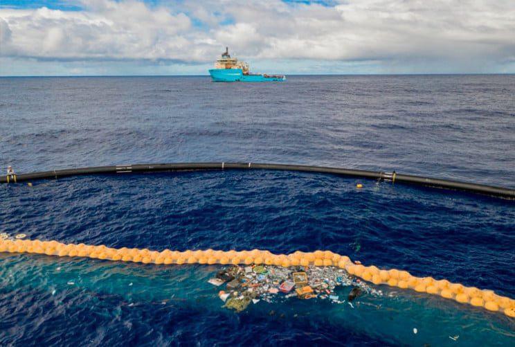 Очищення океану від пластику
